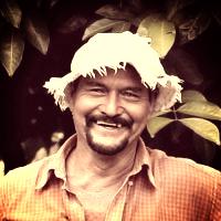 Ecuador Cacao farmer